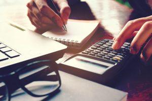 Калькулятор, ноутбук