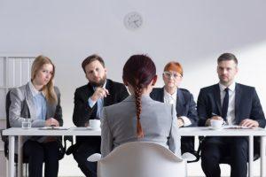 Собеседование пр трудоустройстве