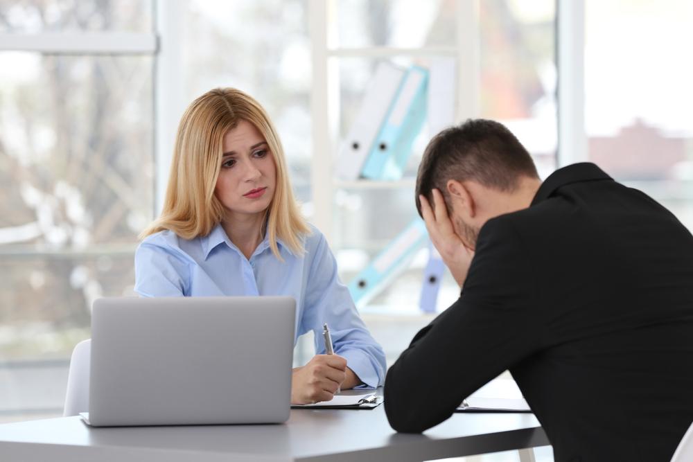 2 основных ошибки на собеседовании