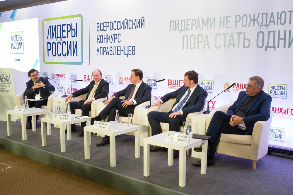 Тестирование на управленческий потенциал и управленческую готовность конкурса «Лидеры России» 2019