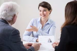 Успешное собеседование при приеме на работу