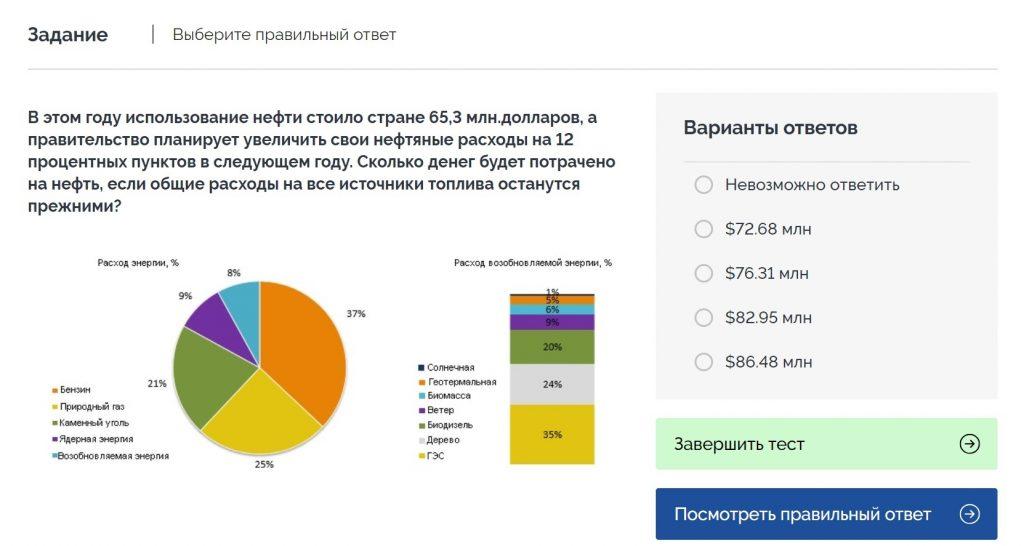 Сбербанк России ответы теста Сбербанк тесты тестирование