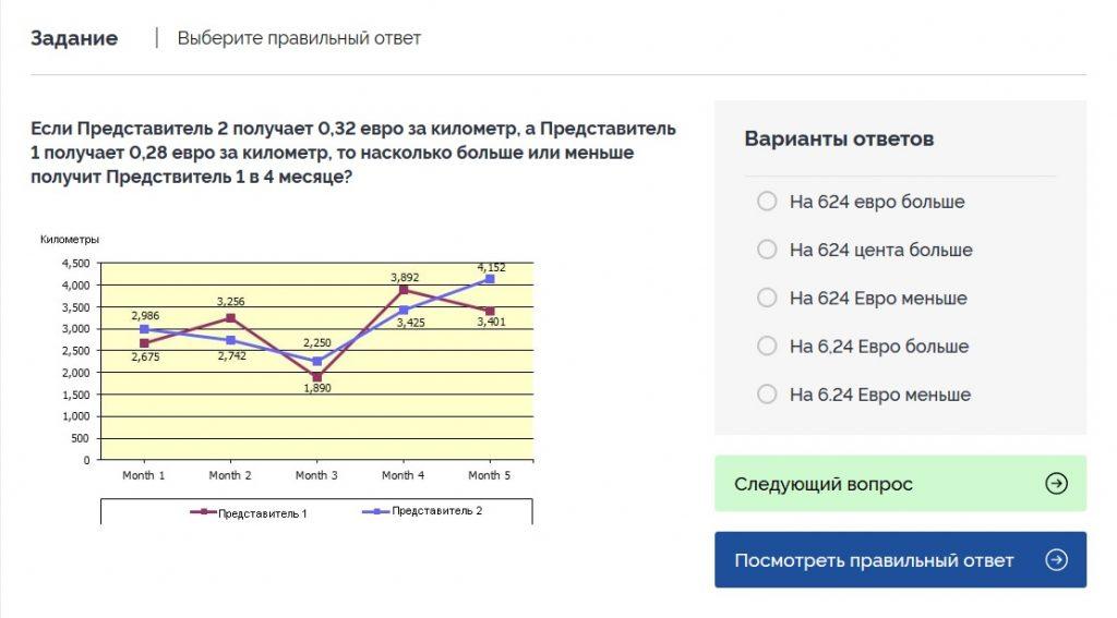 числовой тест Альфа-банк пример онлайн бесплатно альфабанк тесты тестирование