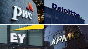 Большая четверка аудиторских компаний, big 4