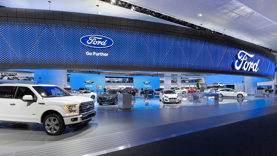 Работа в автосалоне Форд вакансии