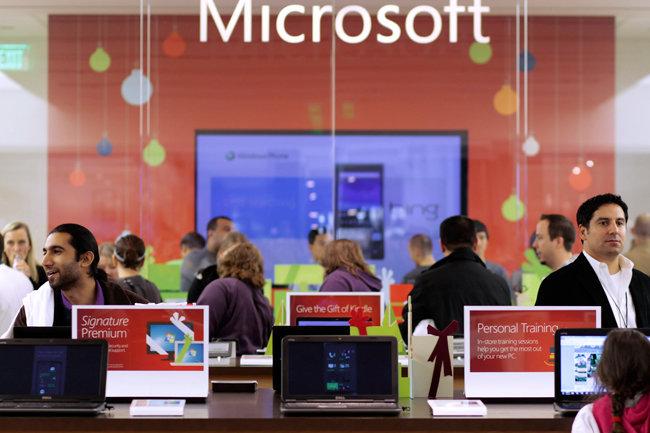 Собеседование в Microsoft тест примеры