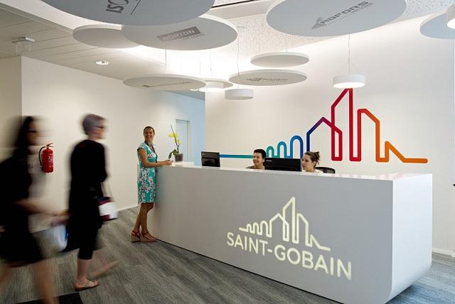 Saint Gobain офис работа вакансии