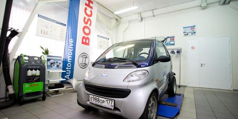 Bosch автомобильные технологии