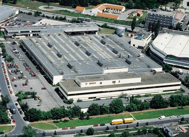 Bosch заводы в России