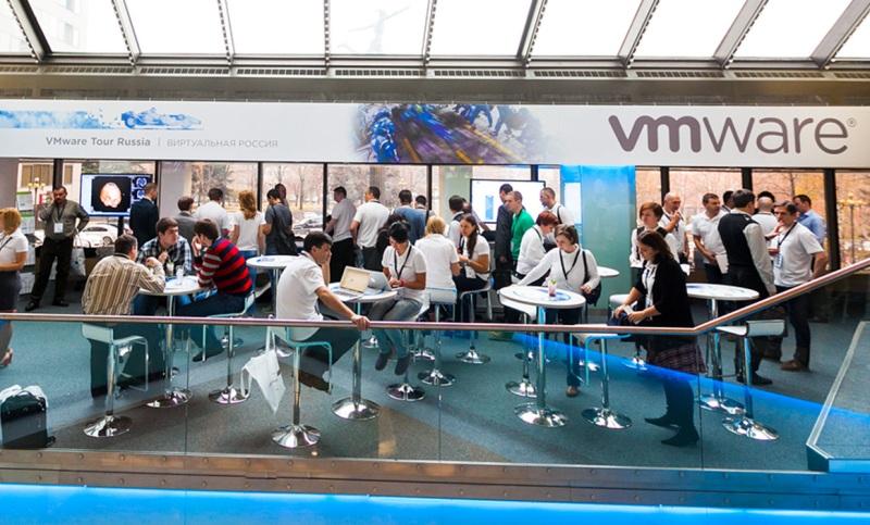 VMware Moscow Москва Россия