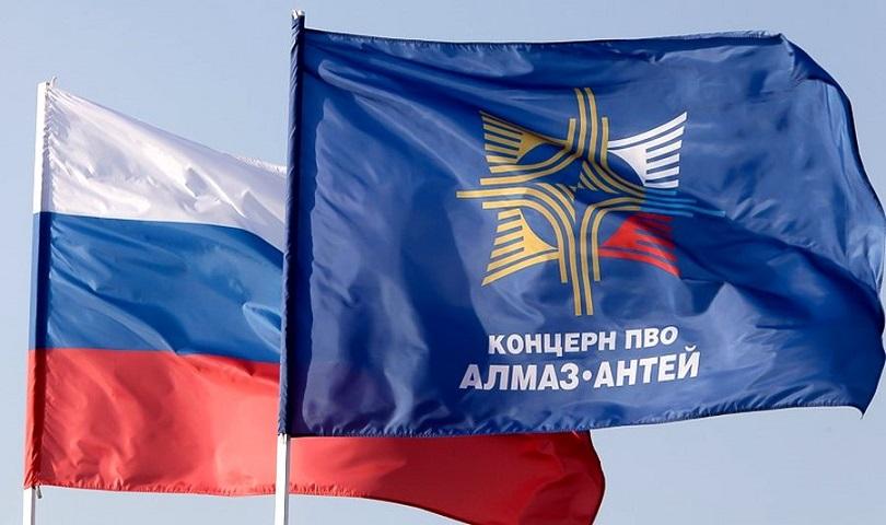 Алмаз-Антей флаги