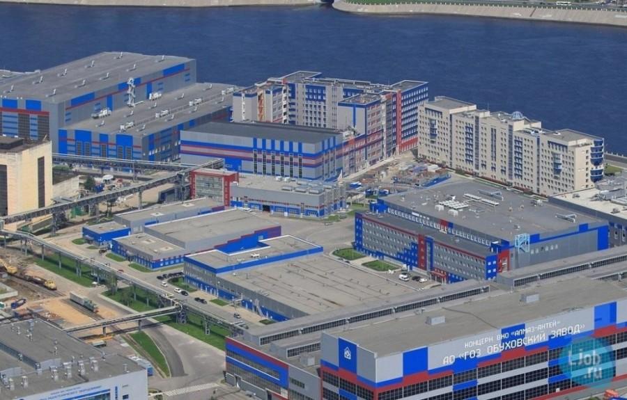Алмаз-Антей завод в Санкт-Петербурге СПБ