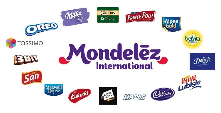 Mondelēz brands бренды Мондэлис