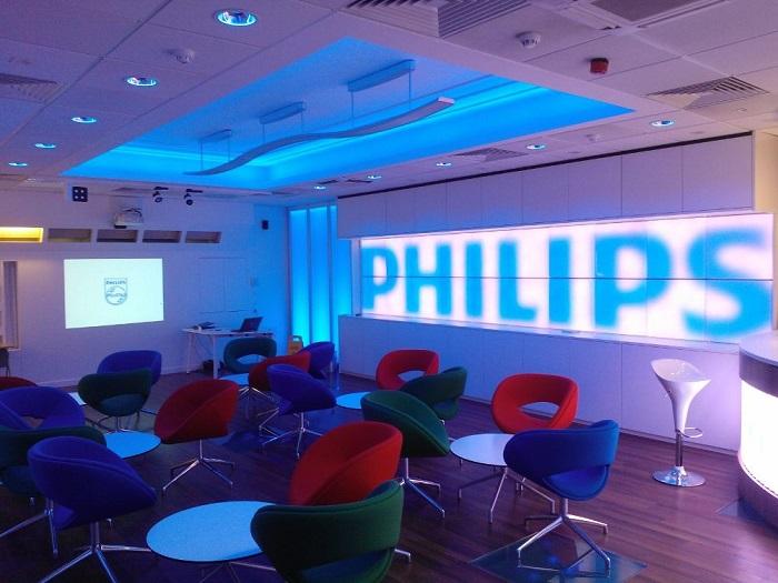 офис Филипс Москва