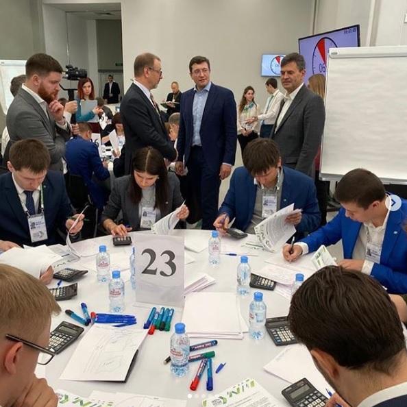 Кейсы полуфинала конкурса Лидеры России 2020