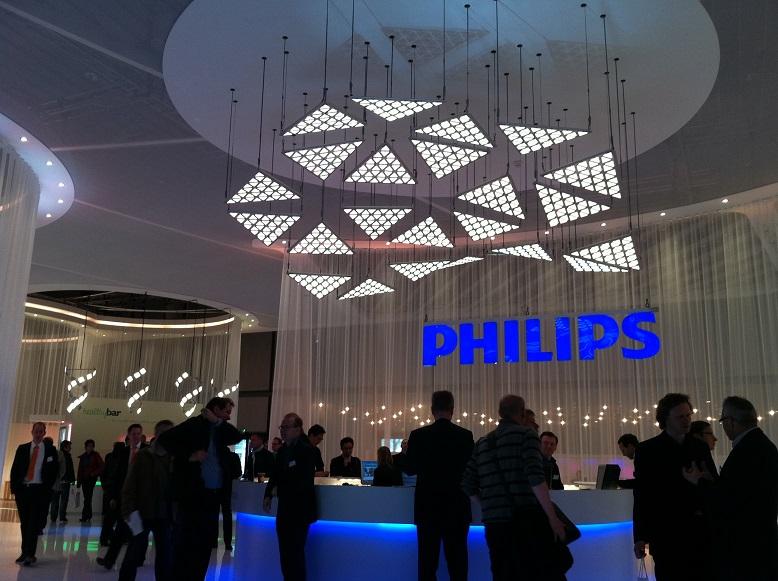 Работа в Philips