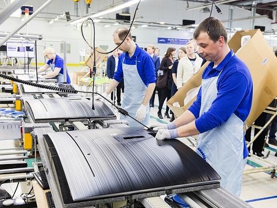 Вакансии в Samsung работа