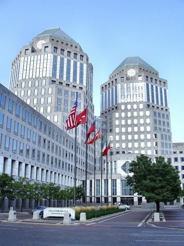 американские компании вакансии собеседование P&G