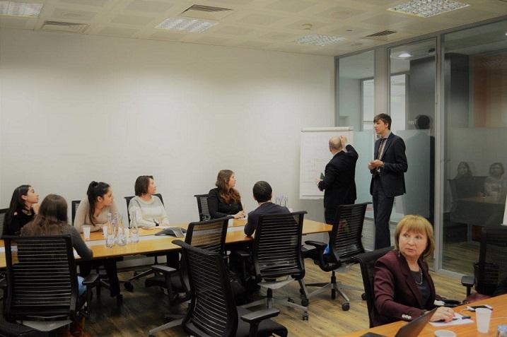 День оценки (ассесмент) в Accenture