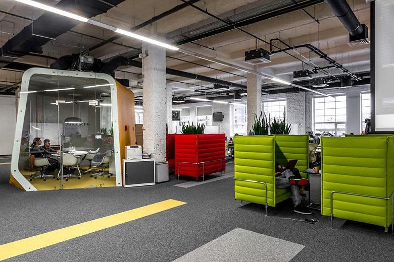 Яндекс офис в Москве