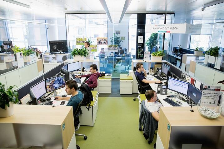 Лаборатория Касперского работа в офисе