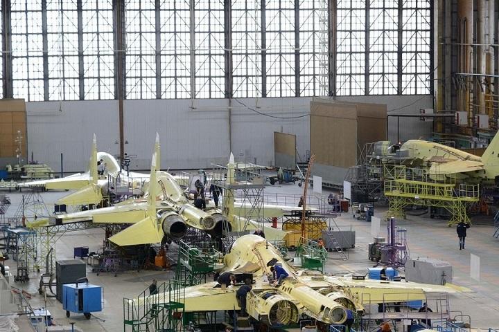 Объединённая авиастроительная корпорация завод сухой