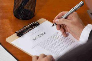 10 наиболее распространенных ошибок при написании резюме