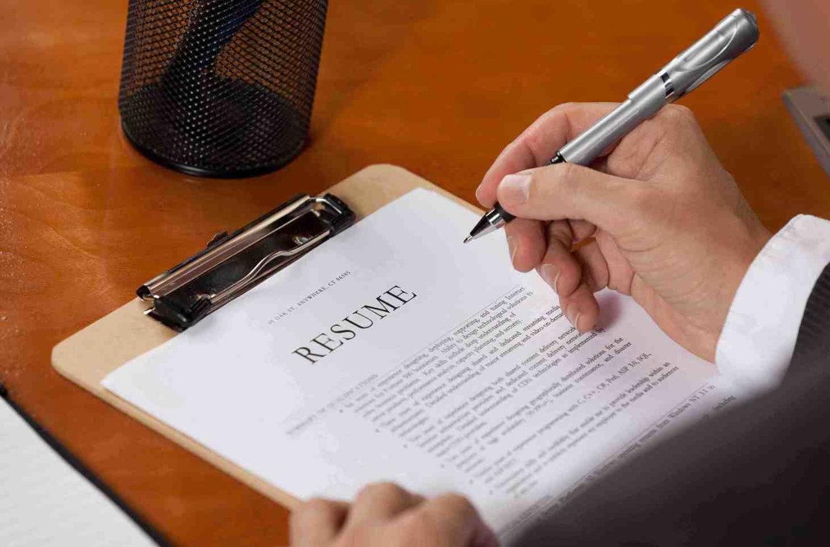 Как избежать 10 наиболее распространенных ошибок при написании резюме