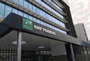 BNP Paribas главный офис