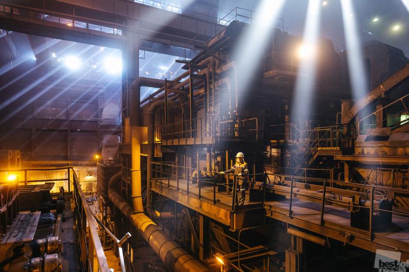евраз завод