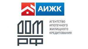 ДОМ.РФ логотип