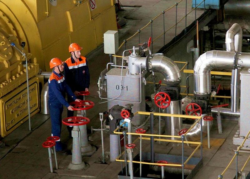 Интер РАО работа на электростанции