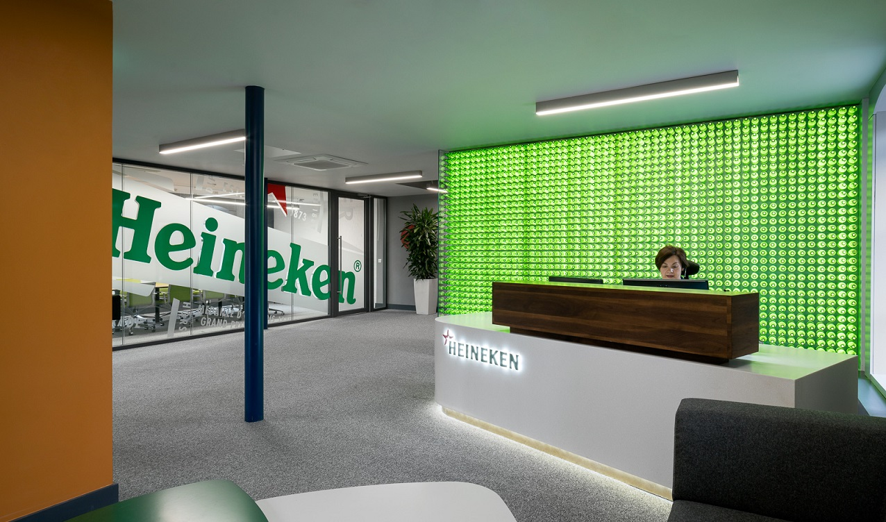HEINEKEN: о компании, условиях работы и отбора новых сотрудников