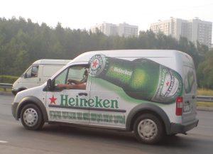 Heineken-Ford-Transit