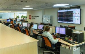 Московская Биржа работа в офисе Москва