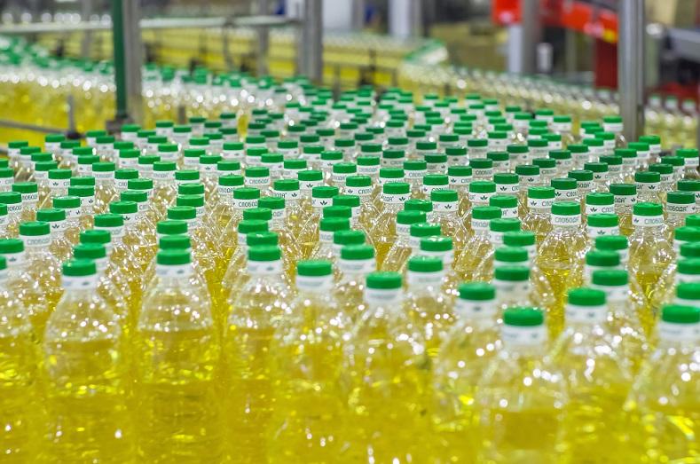 Производство подсолнечного масла Слобода завод ЭФКО