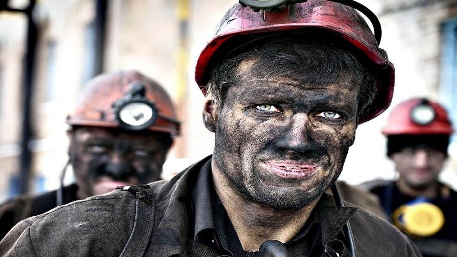 работа шахтеров