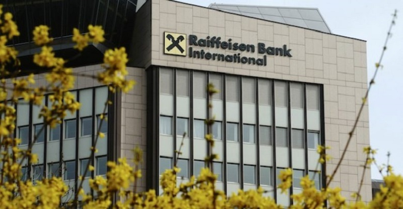 raiffeisen bank international office