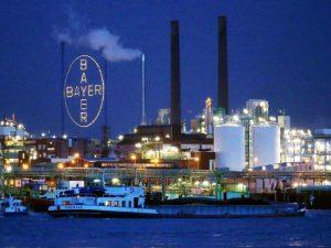 Bayer работа на заводе