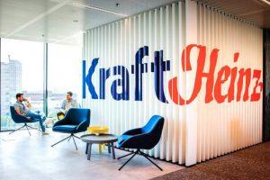 KraftHeinz работа в офисе