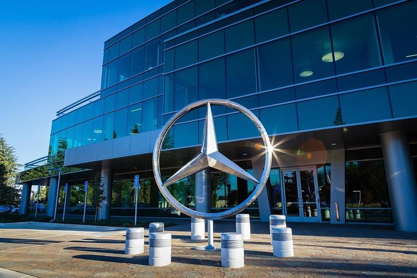 Mercedes-BEnz-headquarters
