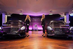 Mercedes в России работа тесты