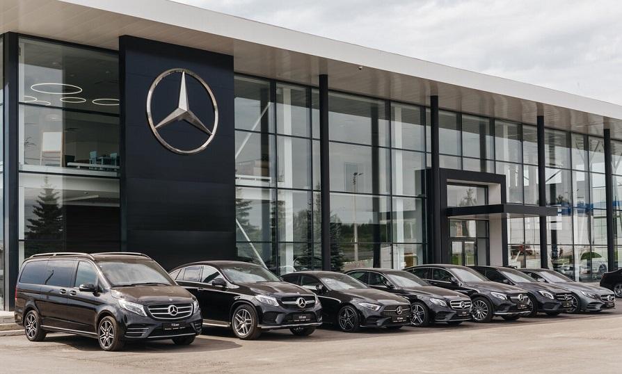 Mercedes (Daimler): о компании, условиях работы, найма, тестах и собеседовании