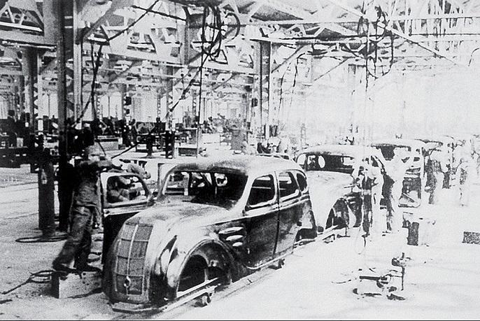 Toyota история