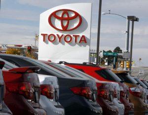 Toyota работа в компании