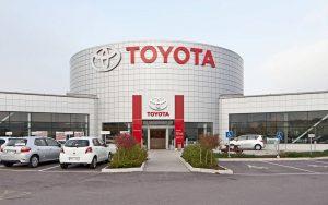 Toyota работа в тойота