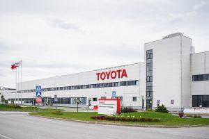 Toyota завод Россия