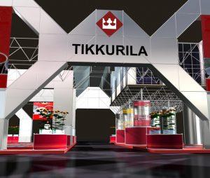 Тиккурила выставка