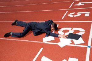 кандидат с опытом предпринимательства после неудачи