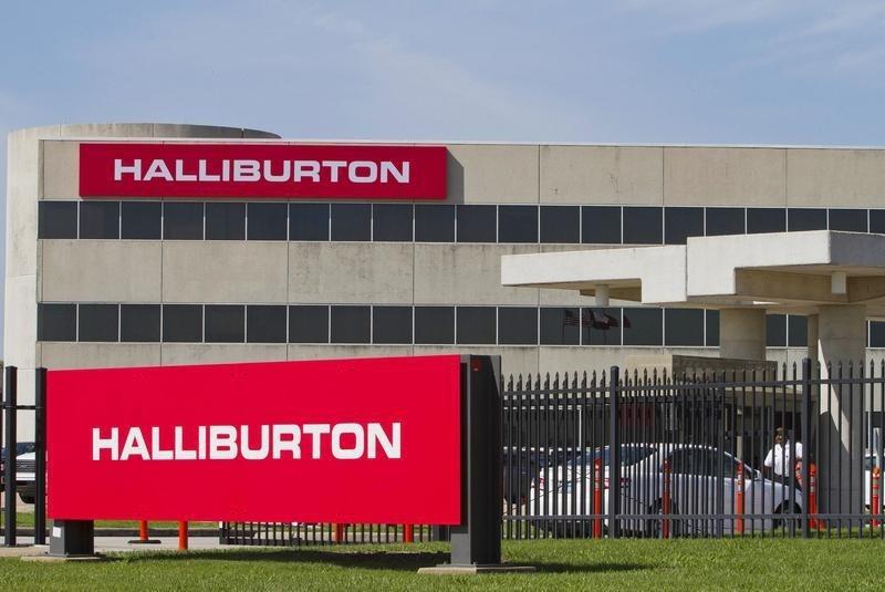 Офис Halliburton в Хьюстоне